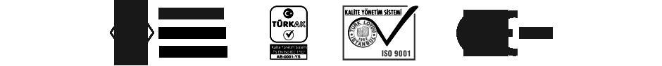 Quality Documents & Certificates: Kalite Sertifikalarımız: API 6D-1168, AIP 600-0125, API 600-0014, CE 1785